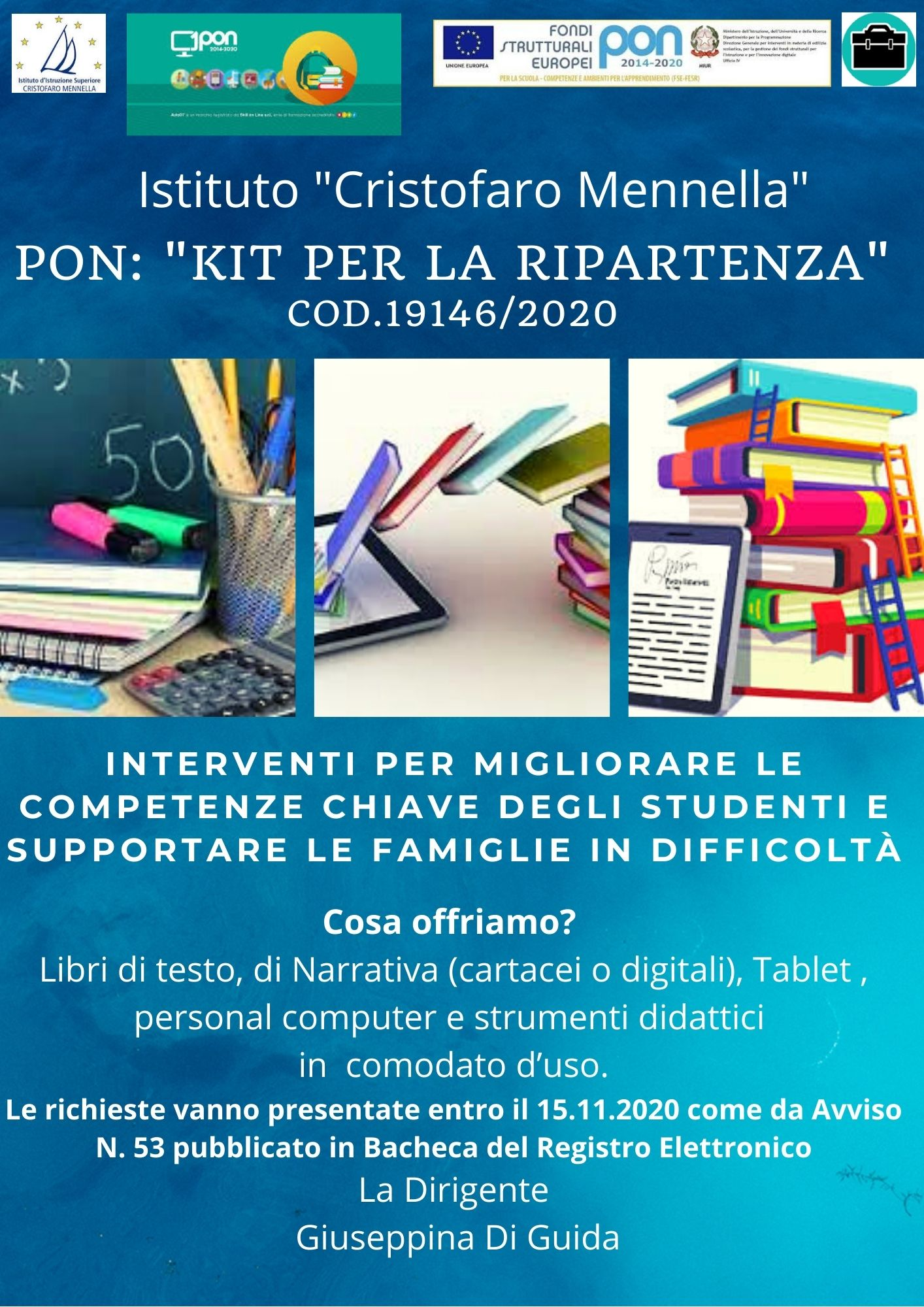 Pon Kit Per La Ripartenza